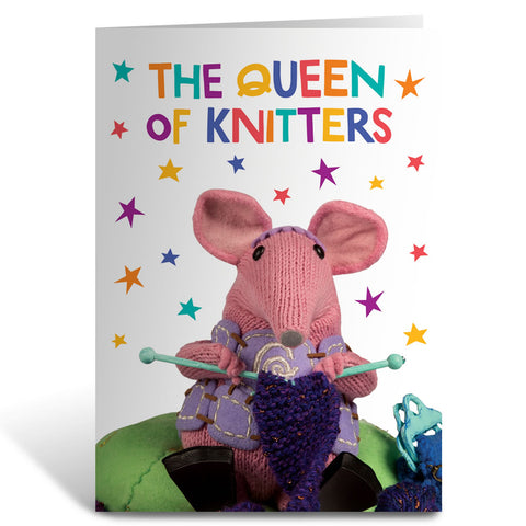 Clangers Greeting Card