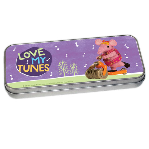 Love My Tunes Clangers Pencil Tin