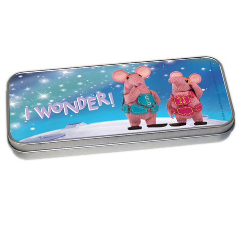 I Wonder Clangers Pencil Tin
