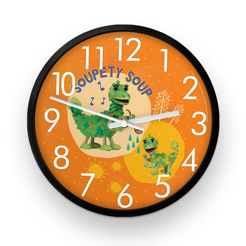 Soupety Soup Clangers Clock