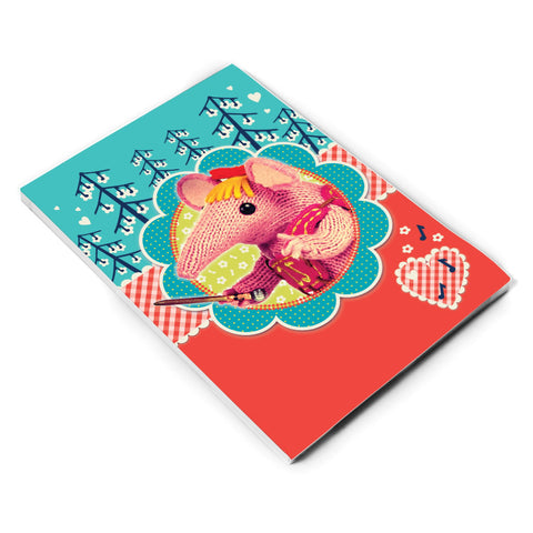 Clangers A5 Note Pad