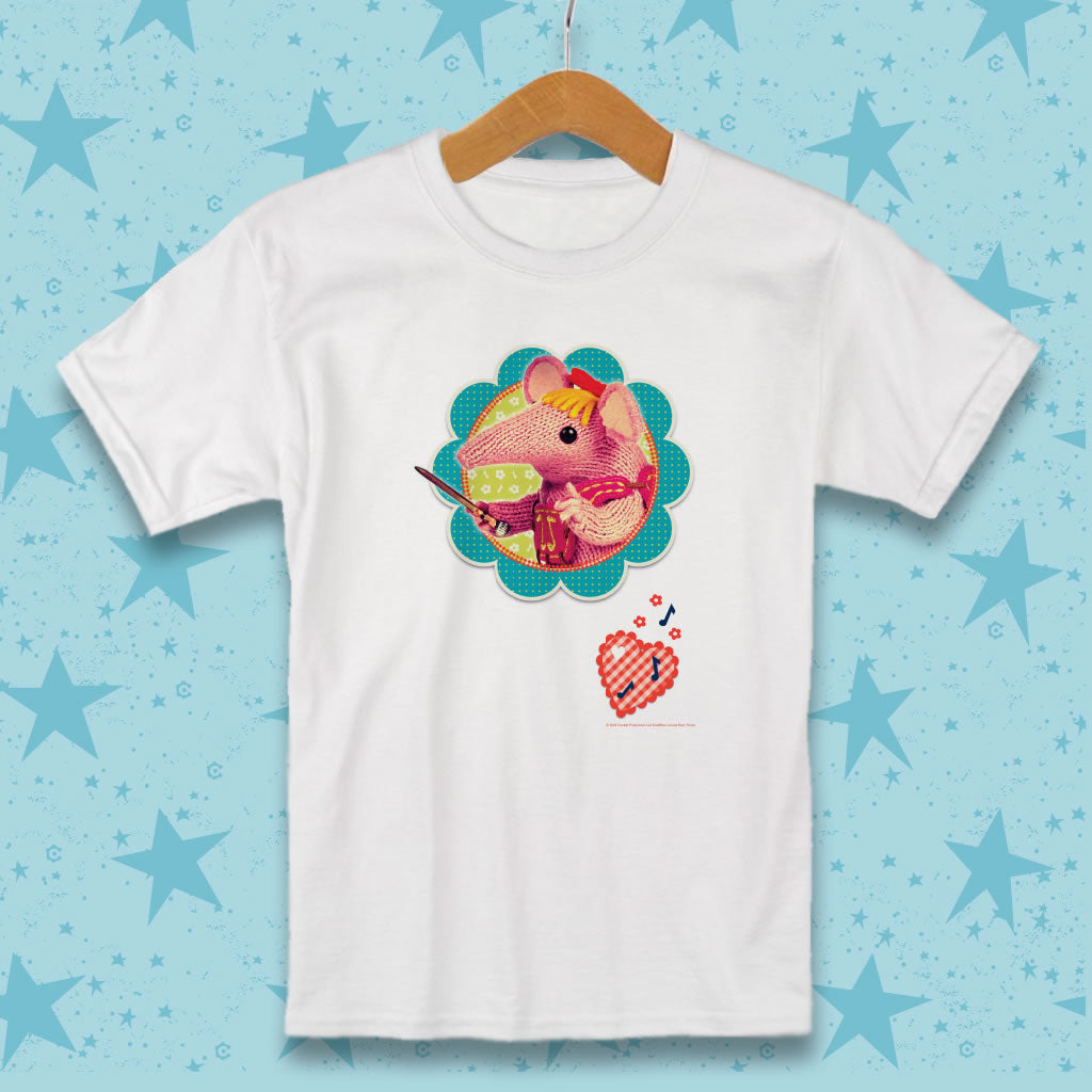Cozy Clangers T-Shirt
