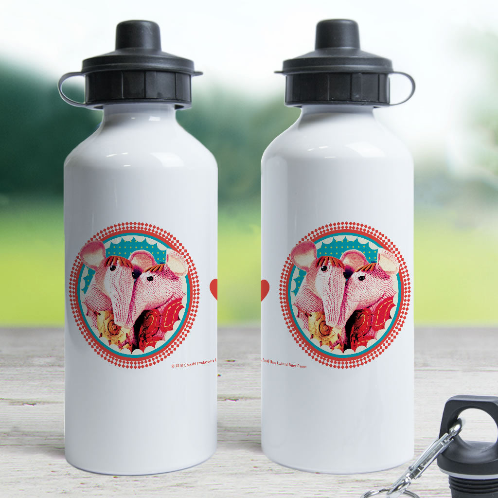 Clangers Water Bottle (Lifestyle)