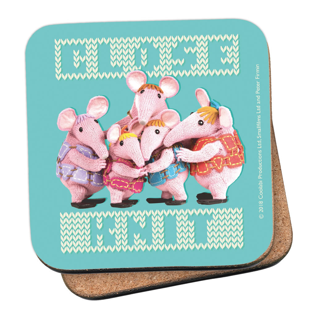 Close Knit Clangers Coaster