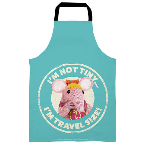 Not Tiny Clangers Apron