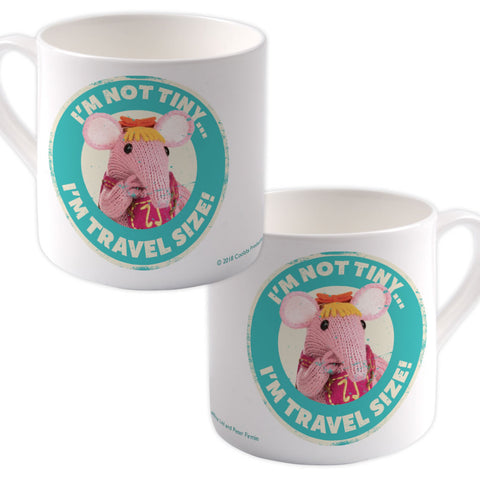 Not Tiny Clangers Bone China Mug