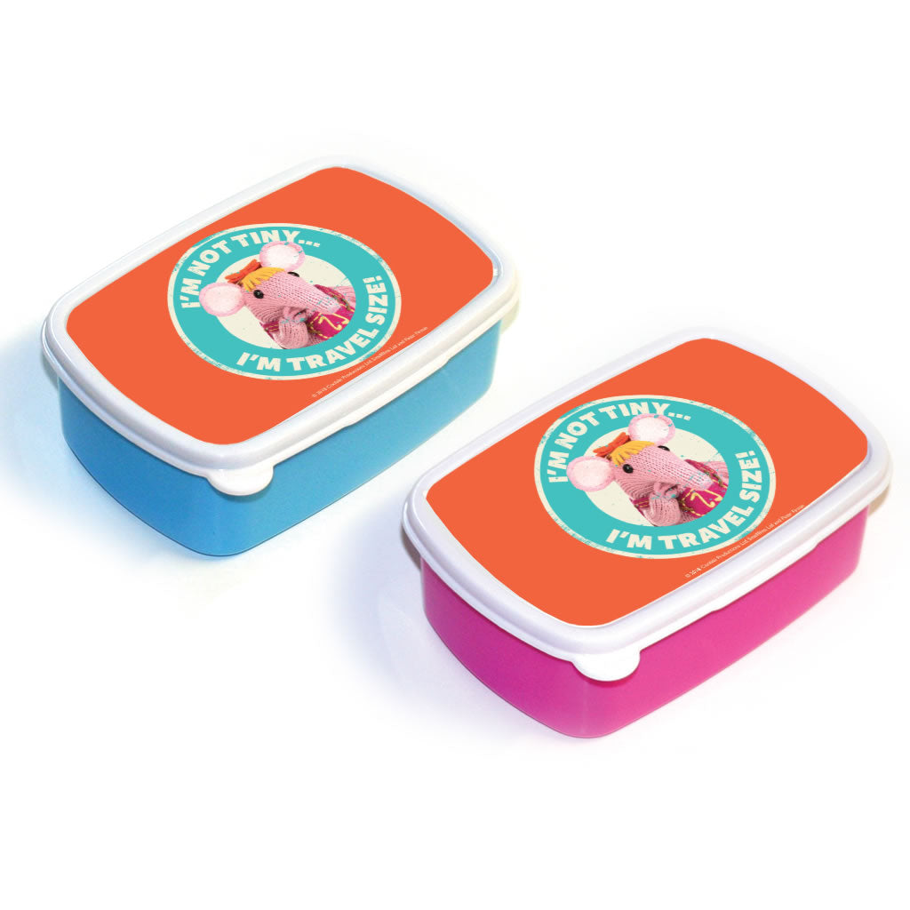 Not Tiny Clangers Lunchbox