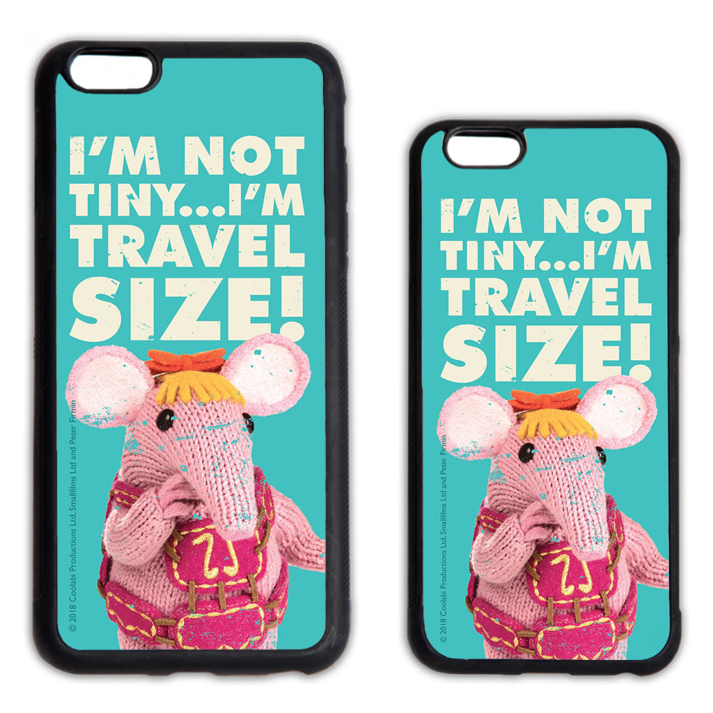 Not Tiny Clangers Phone Case