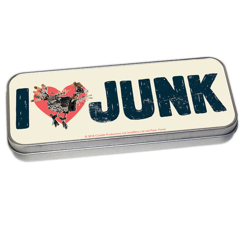 I Love Junk Clangers Pencil Tin