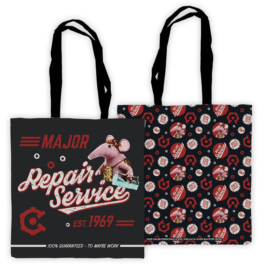 Repair Service Clangers Edge To Edge Tote Bag (Lifestyle)