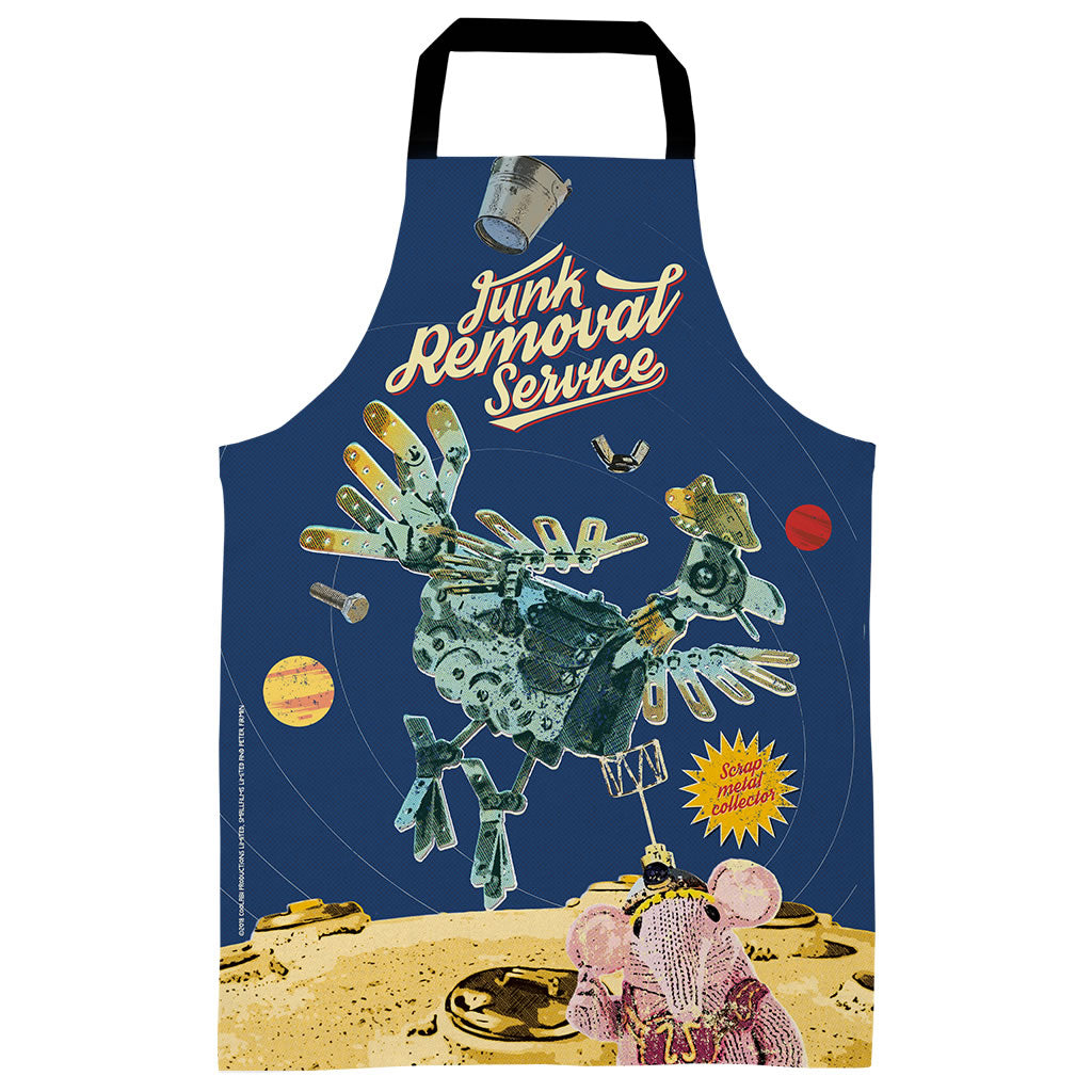 Junk Removal Clangers Apron