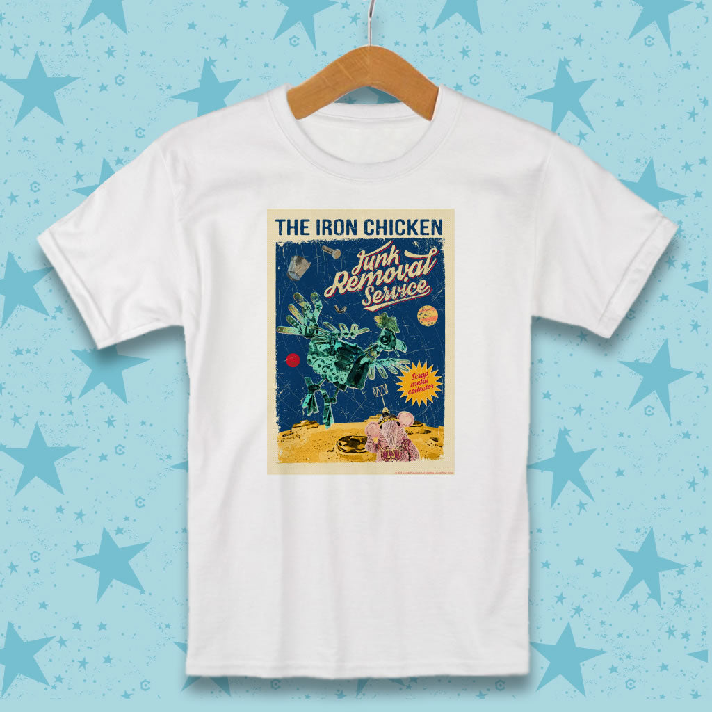 Junk Removal Clangers T-Shirt