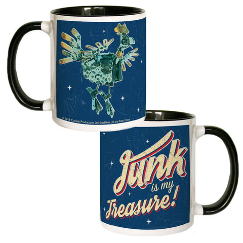 Junk Removal Clangers Coloured Insert Mug