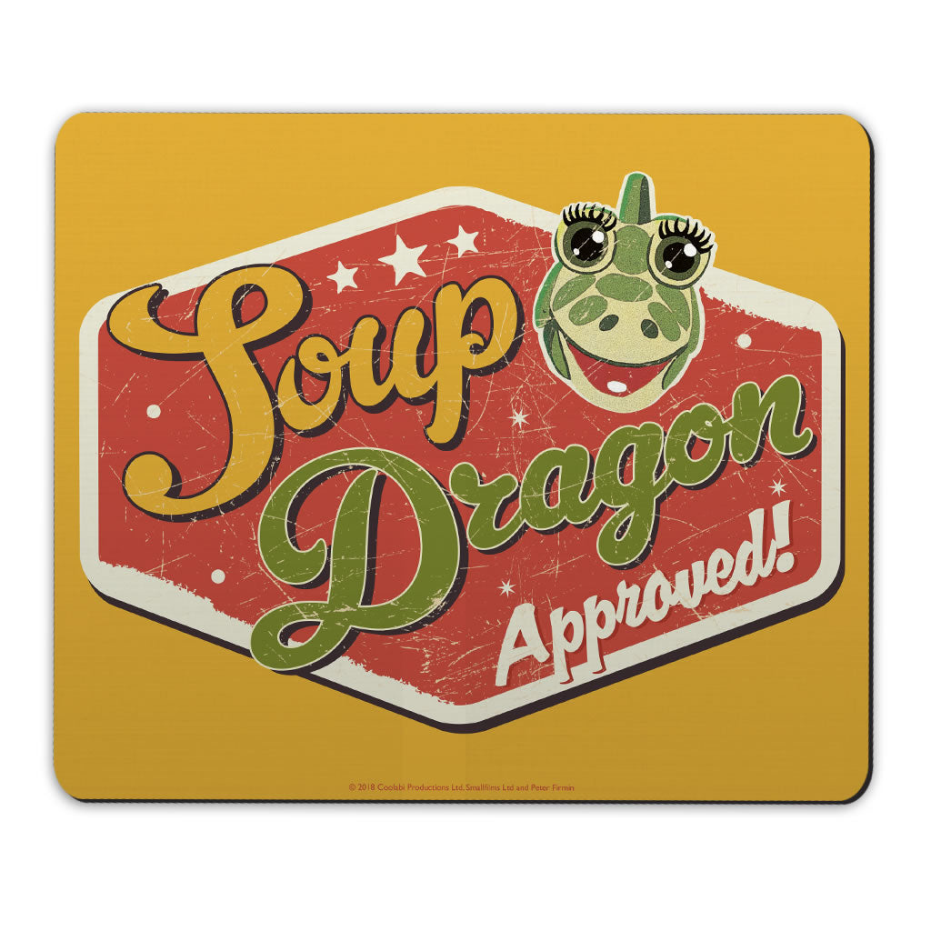 Soup Dragon Clangers Mousemat