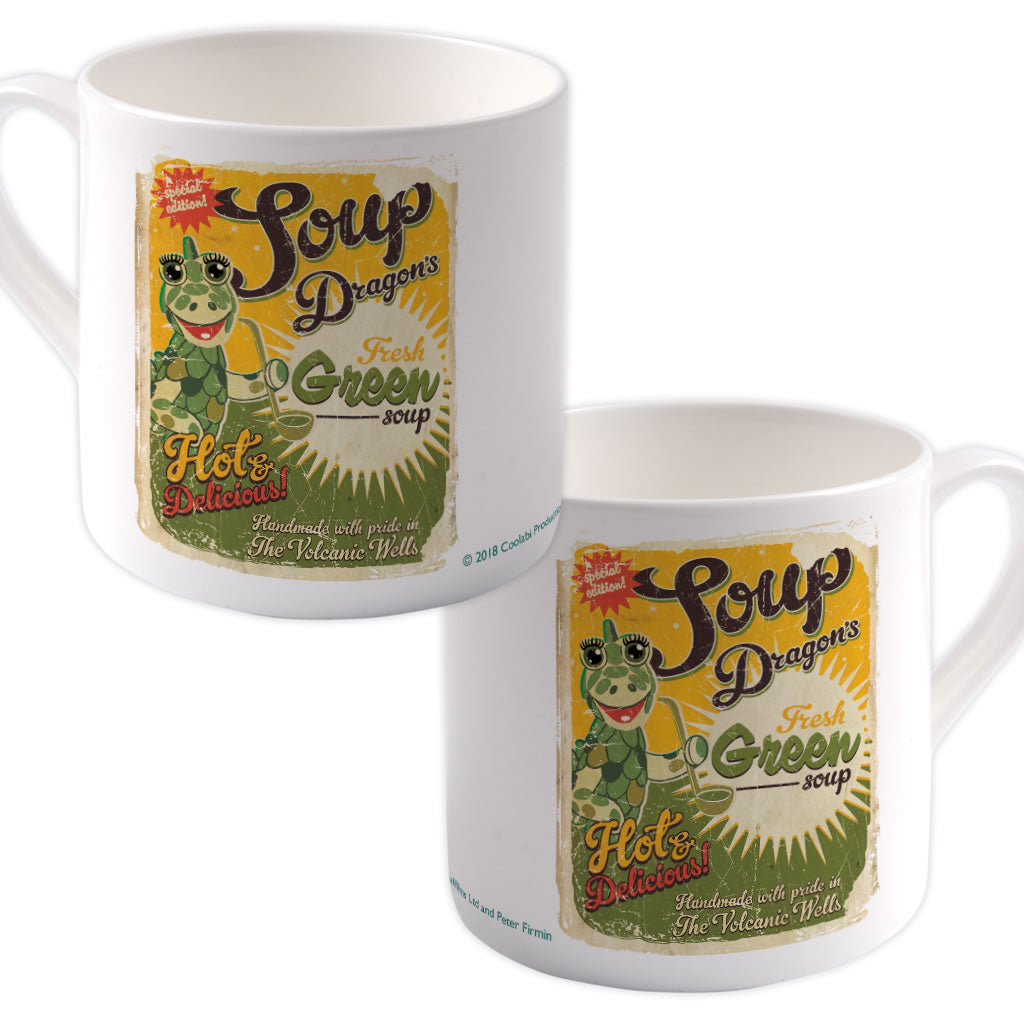 Soup Dragon Clangers Bone China Mug