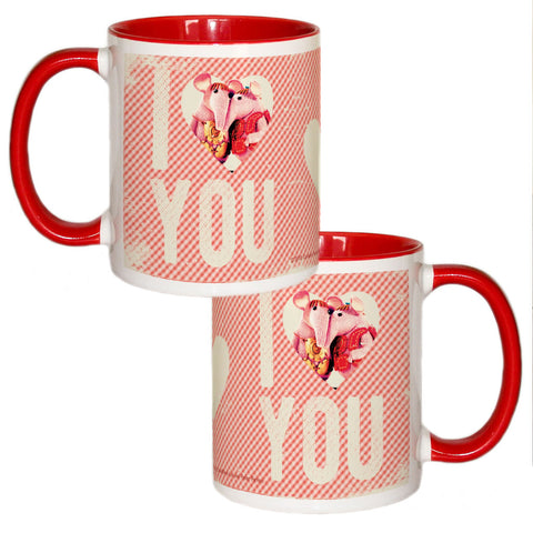 Clangers Coloured Insert Mug