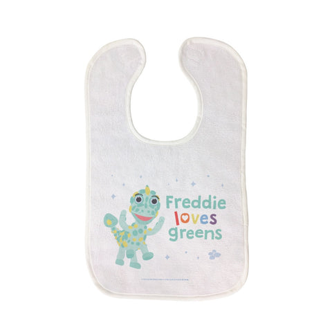Clangers Greens Personalised Bib