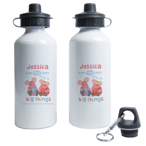 Clangers Tiny Ones Personalised Water Bottle