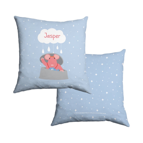Clangers Cloud Personalised Cushion