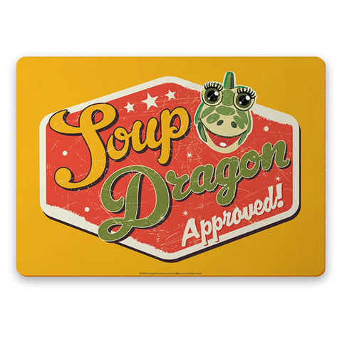 Soup Dragon Clangers Placemat