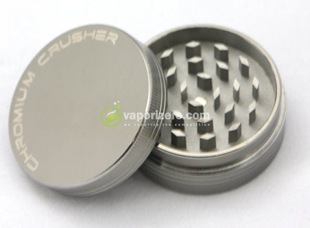 "2.2"" 2pcs Chromium Crusher Grinder"