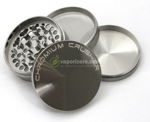 "3"" 4pcs Chromium Crusher Grinder"