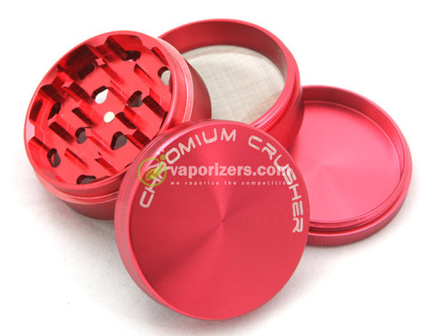 "2.5"" 4pcs CNC Chromium Crusher Grinder"