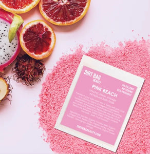 Pink Beach Bath Soak