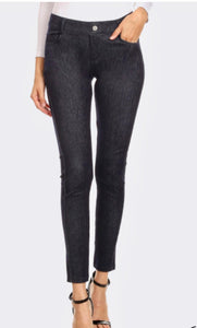 Ankle Length Jeggings (2 colors)