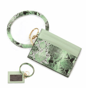 ID Card Holder/Bangle