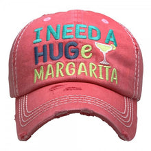 Load image into Gallery viewer, Margarita Hat (2 colors)
