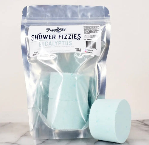 Shower Fizzies (3 varieties)
