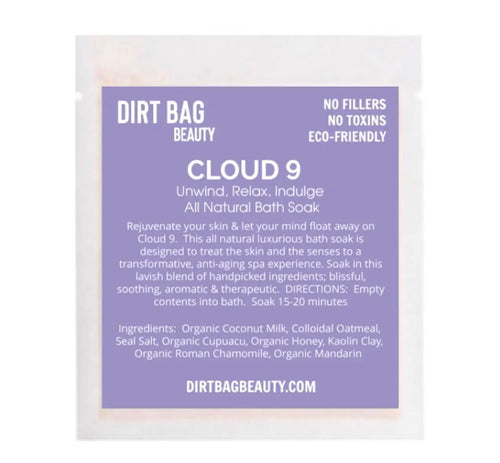 Cloud 9 Organic Bath Soak