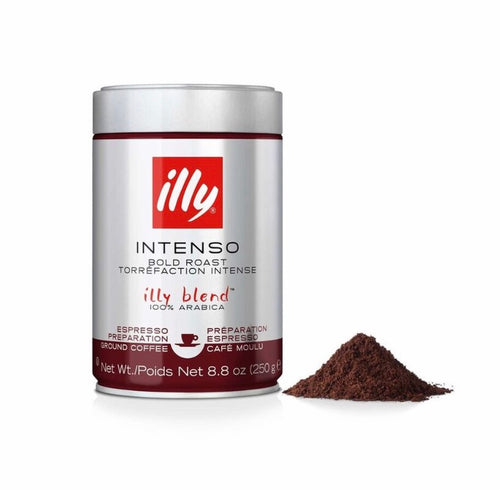 Illy Intenso Ground Coffee