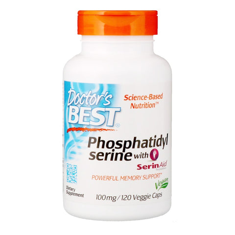 Doctor's Best Phosphatidyl Serine 100mg 60caps