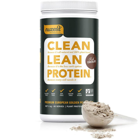 Nuzest Clean Lean Protein Rich Chocolate 1kg