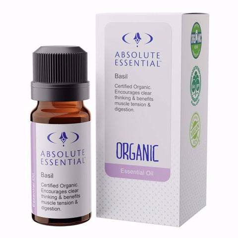 Absolute Essential Basil Organic 10ml