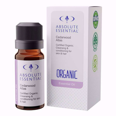 Absolute Essential Cedarwood Atlas Organic 10ml