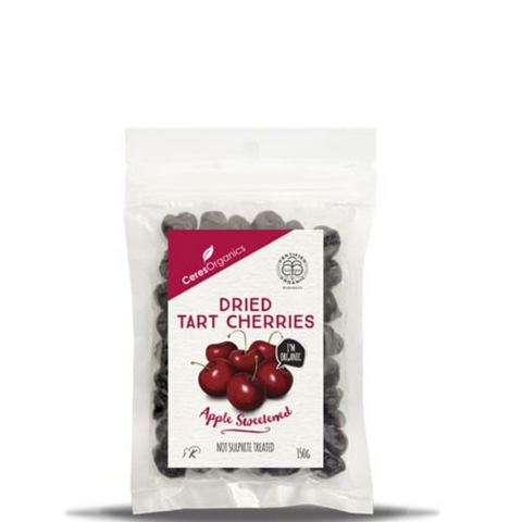 Ceres Dried Tart Cherries Organic 150g