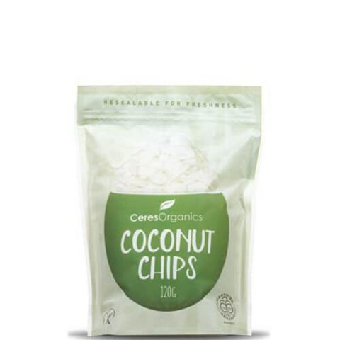 Ceres Coconut Chips Organic 120g