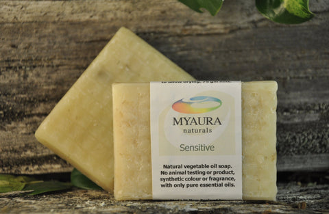 Myaura Sensitive Soap