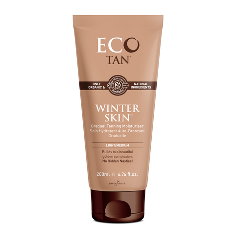 Eco Tan Winter Skin gradual SunTan 200ml