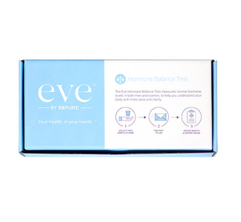 Be Pure Eve Hormone Balance Test