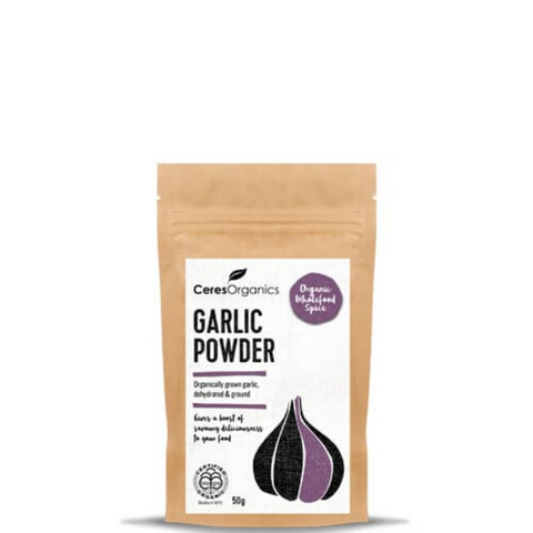 Ceres Garlic Powder Organic 50g