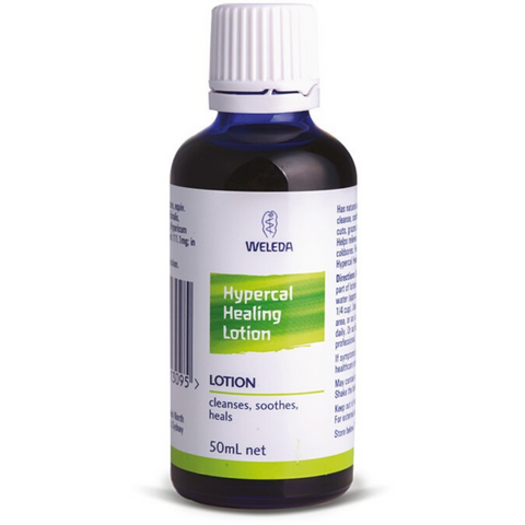 Weleda Hypercal Healing Lotion 50ml