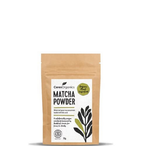 Ceres Matcha Powder Organic 70g