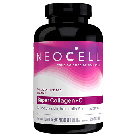 NeoCell Super Collagen + C 250tabs