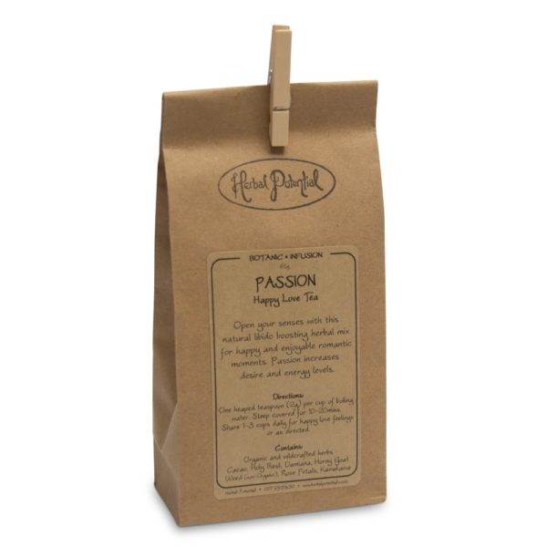 Herbal Potential Passion - Happy Love Tea 65g org + wild