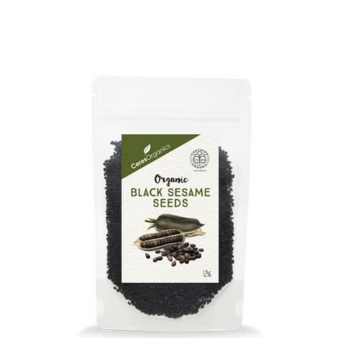 Ceres Black Sesame Seeds Organic 125g