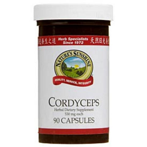 Nature's Sunshine Cordyceps 90caps